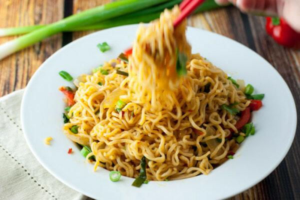 Spicy Ramen Noodles 5
