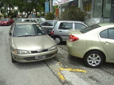 Doubleparking 1