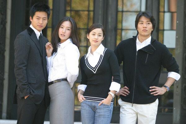 Love Story In Harvard 40093