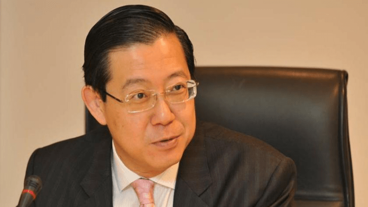 Lim Guan Eng Im Sorry I Dont Consider Myself Chinese Im Malaysian World Of Buzz