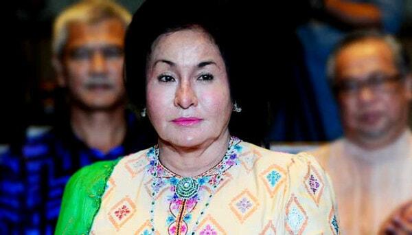 Rosmah Mansor Bernama Fmt 1