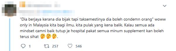 Screenshot 2018 11 18 Dr Amalina On Twitter Saya Terpanggil Untuk Memberi Kenyataan Terima Kasih … 3