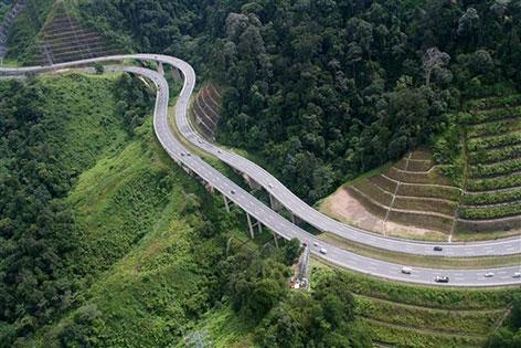 Kuala Lumpur Karak Highway 001