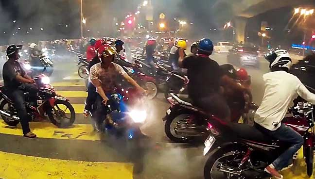 Mat Rempit Youtube