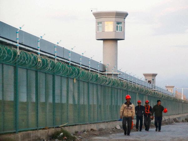 Muslim Uighur Camp