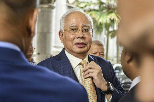 Najib Razak High Court 2103 1