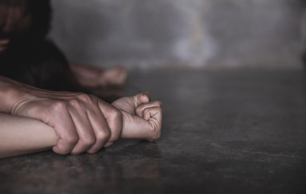 Bigstock Man S Hand Holding A Woman Rape 291018214 1555340645707