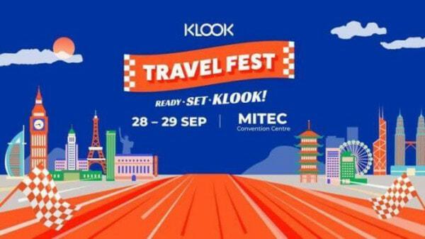 Klook Travel Fest 2019 Kl 01