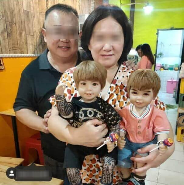 Netizens Claim More Malaysians Are Adopting Thai Child God Dolls With Spirits For Luck Wealth World Of Buzz