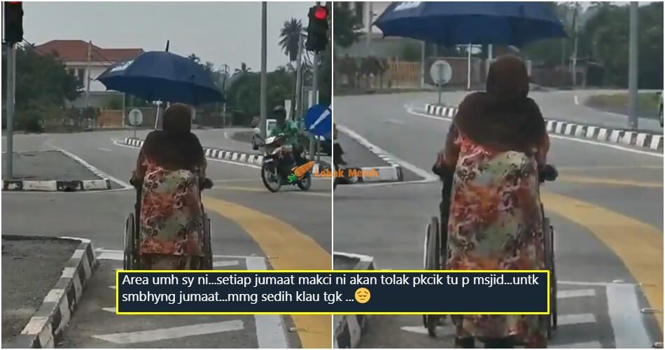 Tolak Kerusi Roda