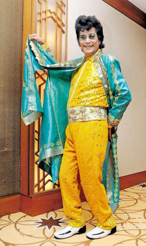 Raja Gelek M Daud Kilau