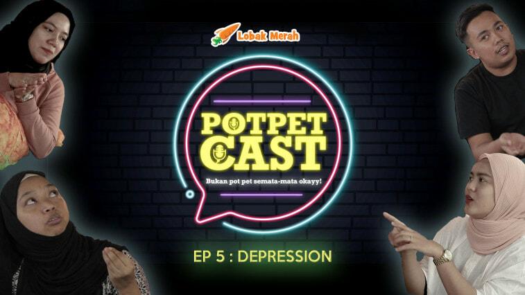 Potpetcast Depression