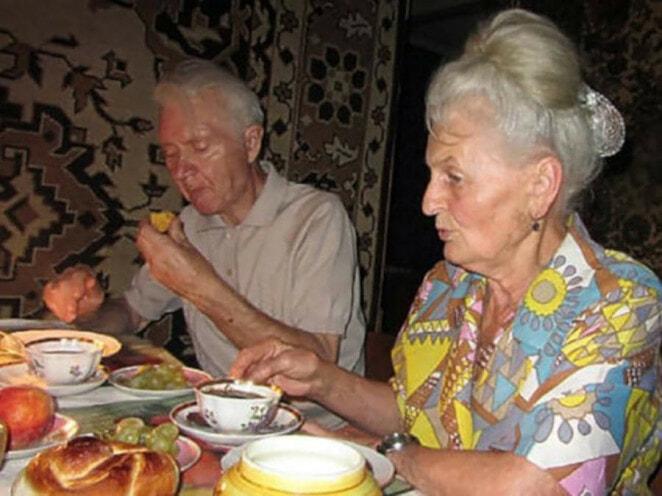 Moskvin Parents