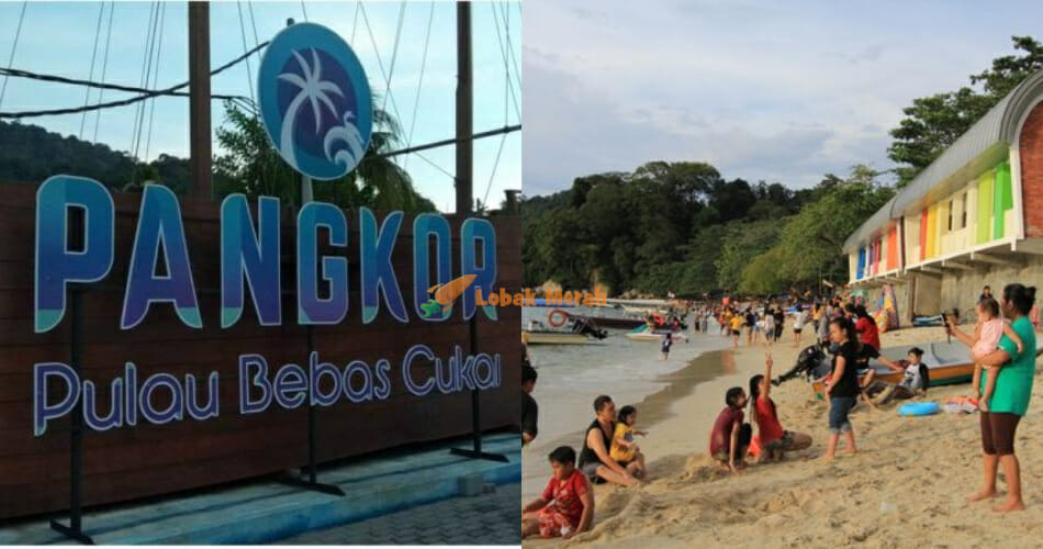 Oh Baru Tahu Rupanya Tak Layak Untuk Nikmati Kemudahan Bebas Cukai Sekiranya Tak Stay 48 Jam Di Pulau Pangkor Lobak Merah