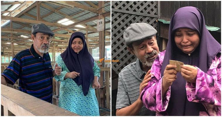 Mak Andak' Terkejut Pemergian Idris Md Diah, Banyak Ambil Alih Peranan Masa Berlakon 7 Hari Mencintaiku 2 - Lobak Merah