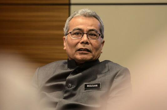 Mohd Redzuan Md Yusof 05 06 2020