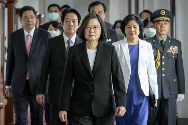 Presiden Tsai E1606554010422