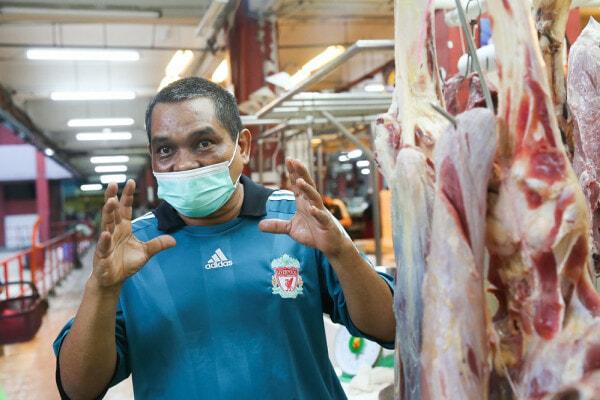 Meat Vendor 311220F