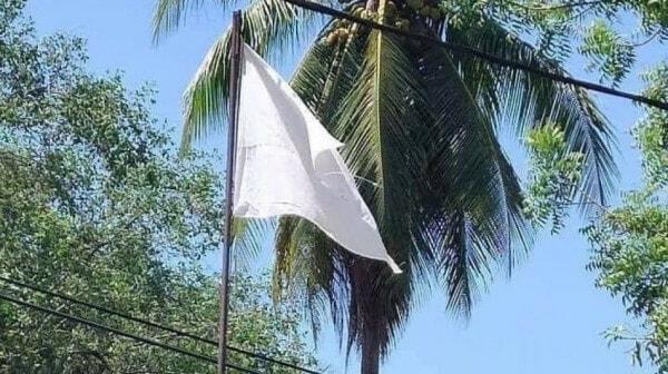 84725 Viral Kampanye Bendera Putih Di Malaysia