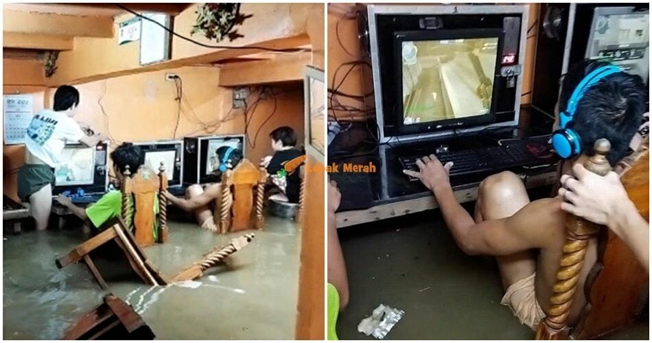 Ft Gamers Continue Battle Air Banjir Dah Naik
