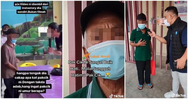 Ft Pakcik Gelandangan Viral Buka Mulut Respon