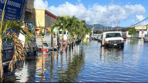 Hawaii Flood