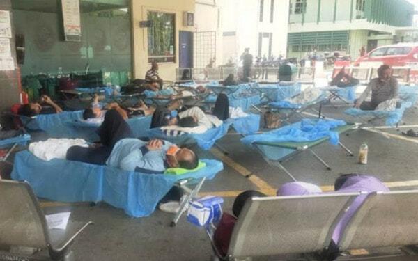 Klang Gh Hospital Covid Pesakit 12 672X420 1
