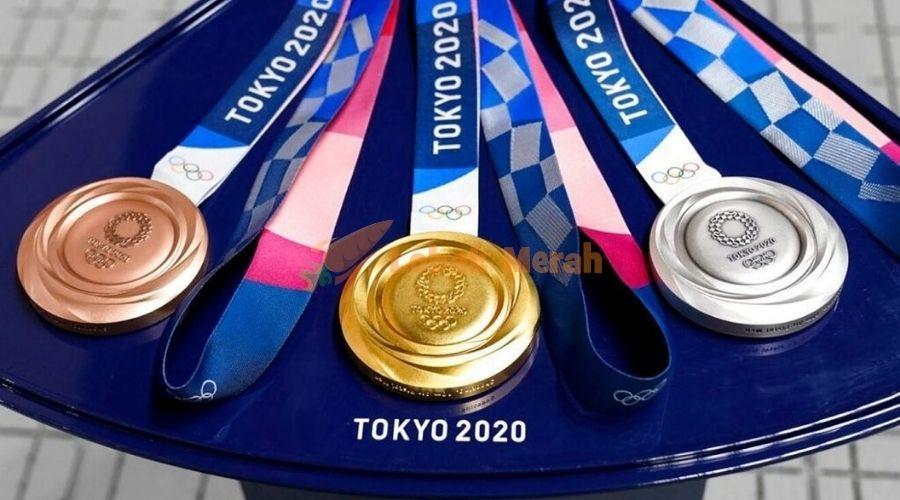 Medal Olimpik Tokyo 2020