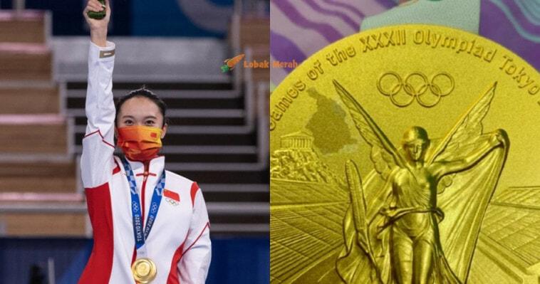 F3 Medal Olimpik