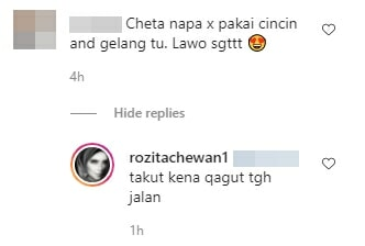 Ig Comment Che Ta