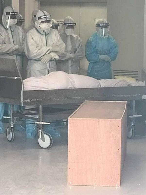 Nurse Meninggal Akibat Covid 19 Lepas Lahirkan Anak