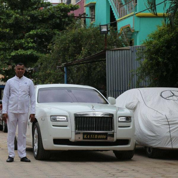 Rolls Roys Ramesh Babu