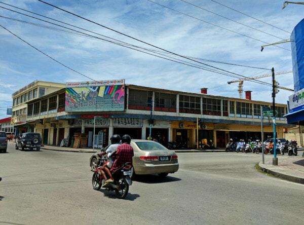 Timor Leste Traffic