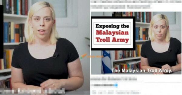 Foot Lelaki Dakwa Malaysia Sokong Israel
