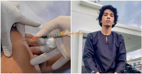 Ft Naim Daniel Tegur Anti Vaksin Tak Malu