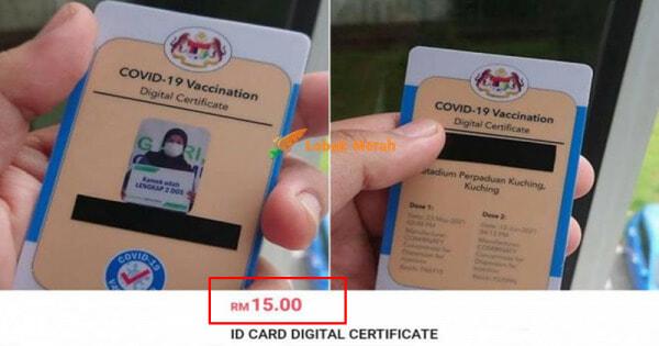 Ft Sijil Digital Vaksin Palsu Dah Dijual Rm15 E1630805956730