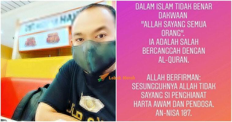 Ft Ustaz Abu Syafiq Dikecam
