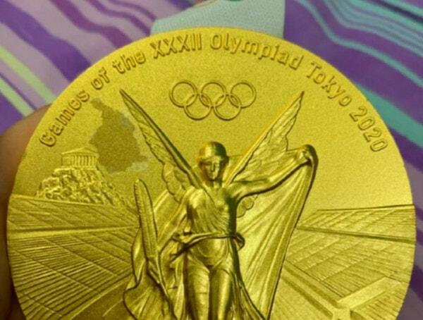 Olimpik Medal 2