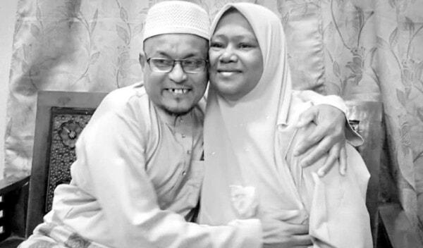 Suami Isteri Meninggal Sebab Covid 19