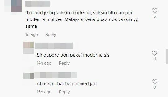 Thailand Mix Jab