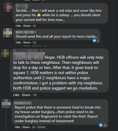 Fb Hantu Singapura Comment