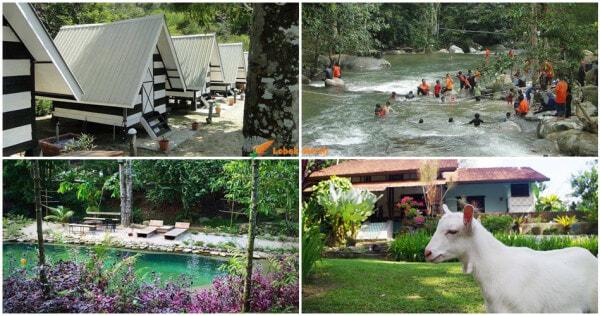 Destinasi Percutian Di Selangor Sungai Hutan Menarik