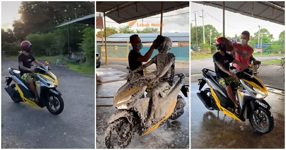 Fi Cuci Moto