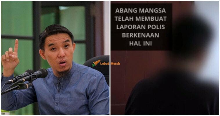 Firdaus Wong Dedah Abang Mangsa Buat Sumpah Laknat