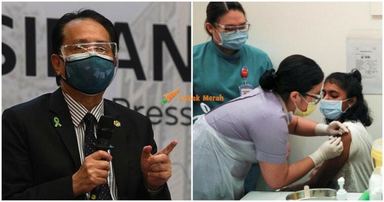 Ft Dua Pertiga Kes Baru Belum Vaksin Tak Lengkap Proses