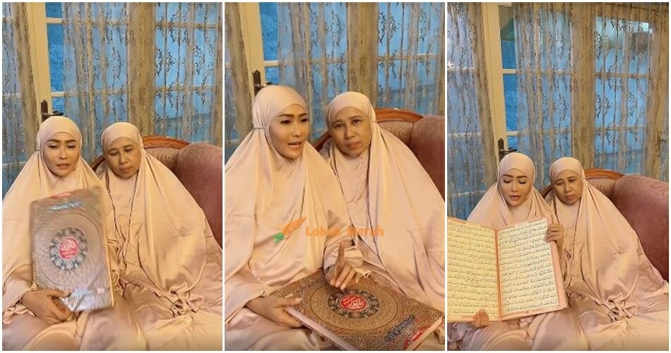 Ft Inul Nak Bagi Quran Besar
