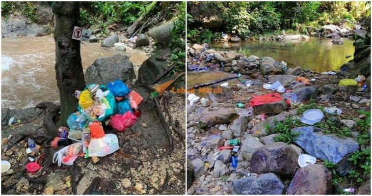 Ft Sungai Penuh Sampah Sarap