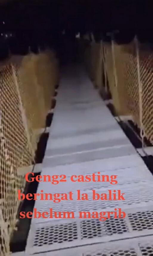 Kaki Pancing 1
