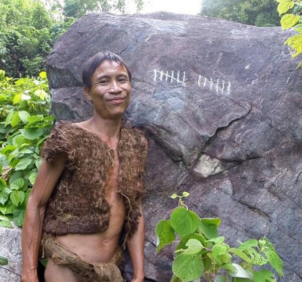 Lelaki Tarzan 1