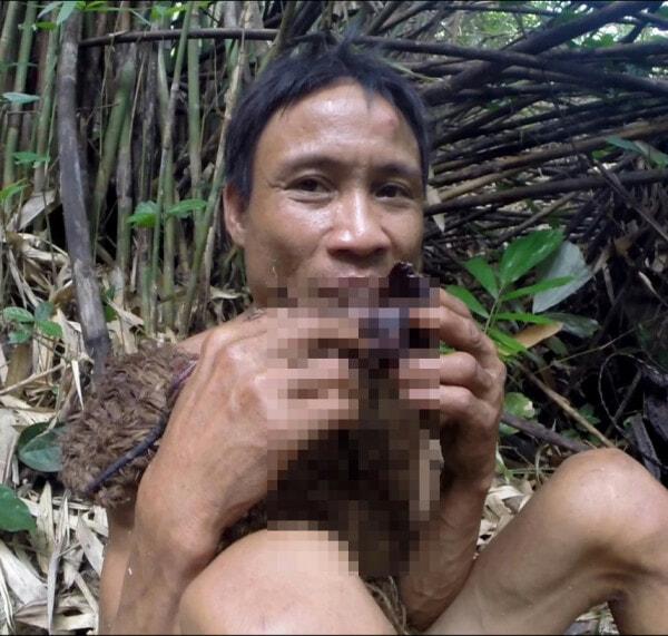Lelaki Tarzan 2 Edit